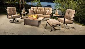 patio table set best lush poly patio dining table ideas od design fire pits