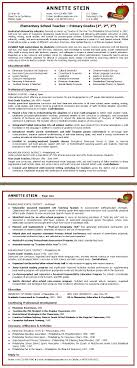 Sample Resume For Teachers 100 Best Teacher Resumes Images On Pinterest Teacher Resume 35