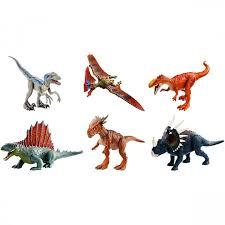 Купить <b>Mattel Jurassic World</b> GCR54 Базовые фигурки ...