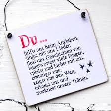 Schild Aus Holz Du Liebst Mich Dankeschön An Erzieherinnen