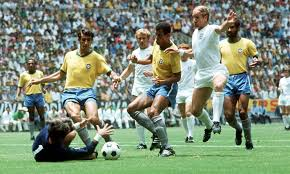 inkl - From the archive: World Cup 1970, England 0–1 Brazil - The Guardian  - UK
