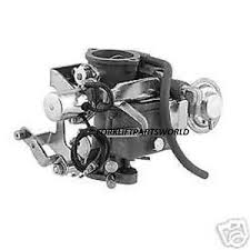 TOYOTA FORKLIFT GAS CARBURETOR/PARTS#09 4P ENGINE | eBay