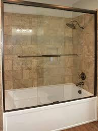 sliding doors frameless hardware barn door rolllers frameless crystalline bypass oil rubbed bronze zoomdetails