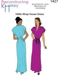 1940s Dress Patterns Stunning 48s Sewing Patterns Dresses Overalls Lingerie Etc