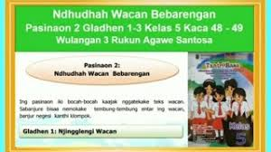 We did not find results for: Kunci Jawaban Sastri Basa Kelas 11 Gladhen Wulangan 3