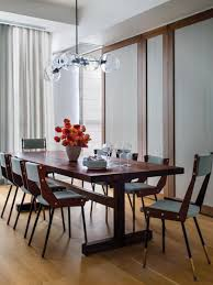 dining room mid century modern dining danish set table ideas light throughout romantic orange dining room