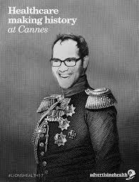 Healthcare <b>Making</b> History At <b>Cannes</b> | Advertising Health
