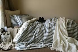 full size of ticking stripe duvet cover black ticking stripe quilt cover zoom gray ticking duvet