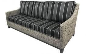 jordan cast wicker bel air sofa