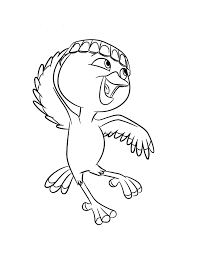 Good Cartoon Character Coloring Pages 13 For Your Coloring Pages