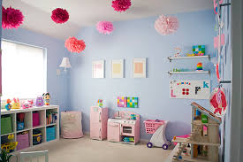 A Playroom for Sisters