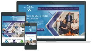 Dental Office Website Design Custom Grover Web Design Dental Columbia SC