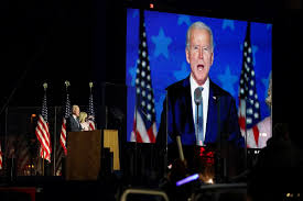 The us ambassador to uganda natalie brown said in a statement that without observers, the presidential and parliamentary elections would lack accountability, transparency and confidence. Us Election Results Live Highlights On Track To Win Says Biden As Trump Also Predicts Victory