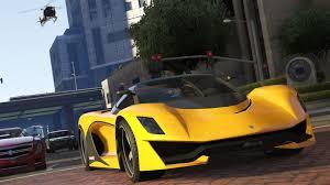 Gta Car Comparison Chart Fastest Cars In Gta Online Pc Gamer