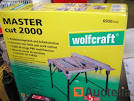 Wolfcraft master cut 20prix