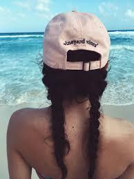 海プール映えするヘアアレンジ水着に似合う髪型特集ロング