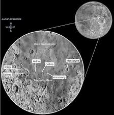 Armstrong Cove Base Color Chart Cosmic Challenge Lunar Craters Armstrong Aldrin And