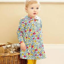 Little Maven Size Chart Little Maven Kids Brand Clothes 2018 Autumn Kids Dress New Baby Girls Clothes Cotton Flower Print Girl Dresses S0415