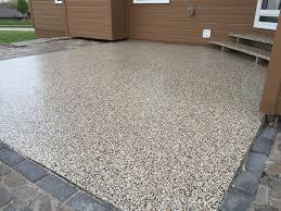outdoor concrete paint ideas new exterior concrete patio coatings seal concrete