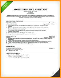 Hair Stylist Assistant Resume Sample Samples Of Administrative