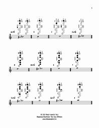 Tenor Sax Altissimo Finger Chart Pdf Finger Charts For Alto Sax Bass Trombone Range Chart