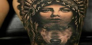 Stáhnout Native American Wolf Tattoo Apk Nejnovější Verzi App Pro