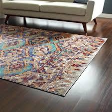 blue aztec rug fetters southwestern red blue area rug blue aztec print rug