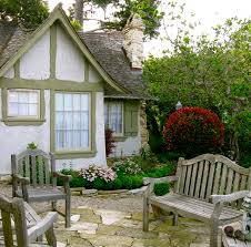 hansel and gretel hugh comstocks first fairy tale cottages in but for now i am delighted garden