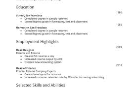 Awesome Resume Examples 20 Cool Resume Cv Designs Diamond
