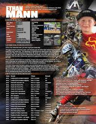 motocross sponsorship resume beautiful motocross sponsor resume
