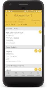 Easy Invoice Manager App By Www Gimbooks Com For Android