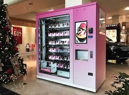 Magex Vending Machine New Automated Cupcake Machine MAGEX