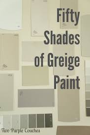 Tips For Choosing The Perfect Hue Of Greige Paint For Your Home. #painting #
