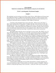 autobiography college essay example inside writing a personal how  examples of autobiography bio example how to write an essay for college topics scholarship e how