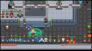 Pokemon Planet - Free Pokemon MMORPG