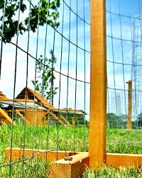 2x4 welded wire fence. How It Works? 2x4 Welded Wire Fence