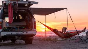 diy custom truck or van awning under 100