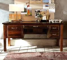 pottery barn home office. Home Office Furniture For Sale Pottery Barn Reclaimed Wood Desk P