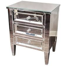 fabulous mirrored furniture. Fabulous Modern Mirrored Nightstands Magnificent Bedroom Furniture Decor With Nightstand Many Models And Styles B
