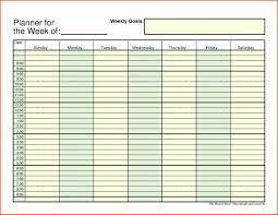 014 Template Ideas Week Schedule Pdf Awesome Class Ulyssesroom