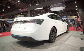 Toyota Avalon Hybrid. price, modifications, pictures. MoiBibiki