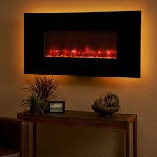58 inch gallery collection linear electric fireplaces