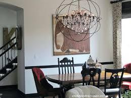 foucaults orb crystal chandelier a steal clear 60