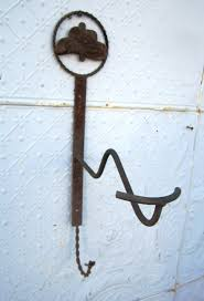 Cowboy Coat Rack Wrought Iron Cowboy Hat Hook Coat Rack 65