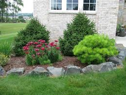 Small Picture simple rock garden ideas for small front yard