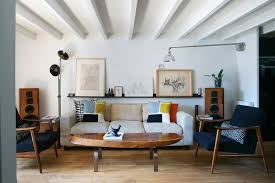 Inside The Living Room Of Olivier Abry Wo We The Spaces July