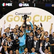2021 Gold Cup with El Salvador ...
