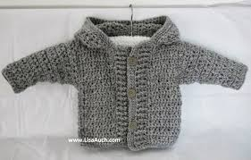 Crochet Baby Sweater Pattern Unique Free Crochet Patterns And Designs By LisaAuch Crochet Baby Boy