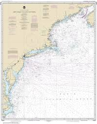 Tide Chart For Hatteras 13003 Cape Sable To Cape Hatteras East Coast Nautical Chart