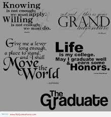 Quotes For Graduating Seniors Stunning Quotes For Graduating Seniors Johnta Designs